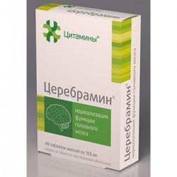Церебрамин - биорегулатор на мозъка - при болести на централната нервна система